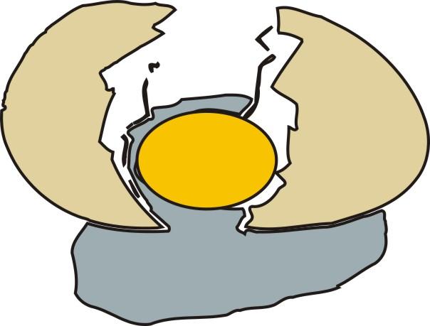 cracked-food-motif-egg