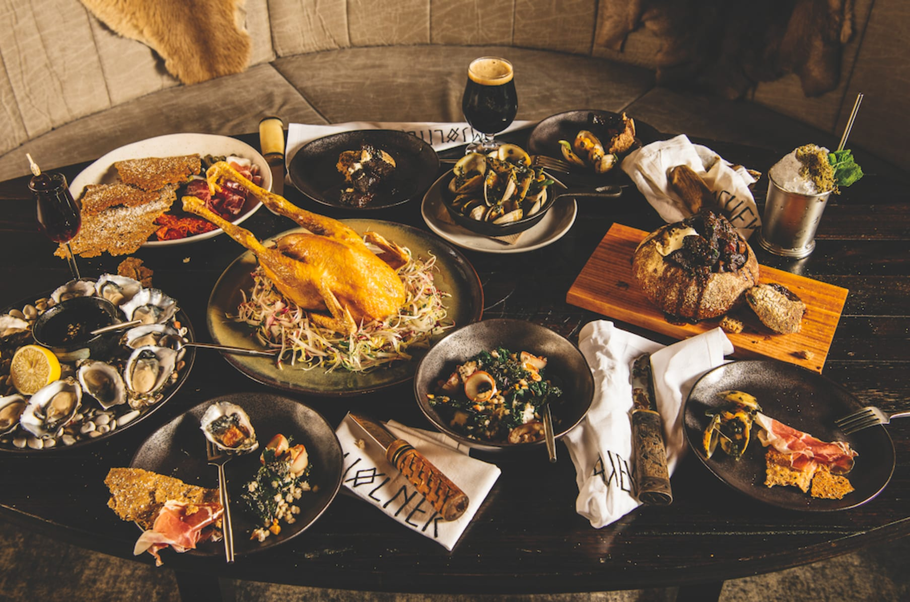 norse feast