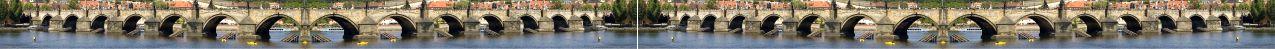 Charles Bridge Divider